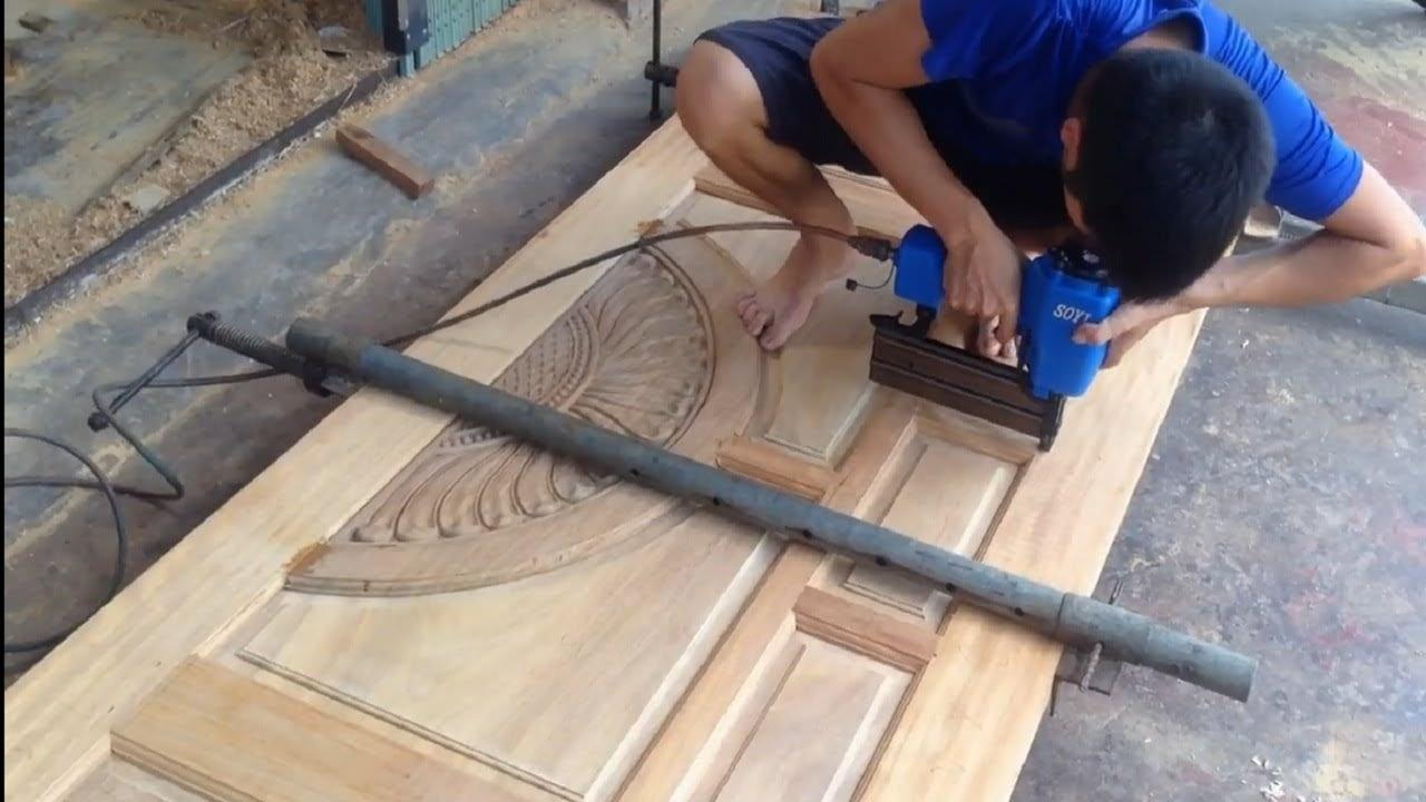 Building a front door